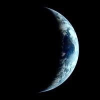 Crescent Earth