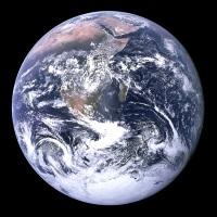 Earth Apollo 17