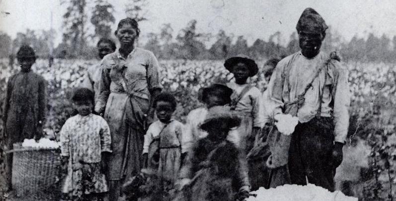 Slaves Georgia c1850